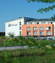 Hotel Diament Spa in Kolberg