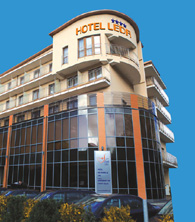 Hotel Leda Spa in Kolberg